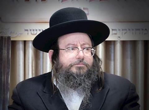 "Baruch Dayan Emes: The Mashpia and Chazzan Rabbi Avrohom Yitzchok HaLevi Carmel zt""l"