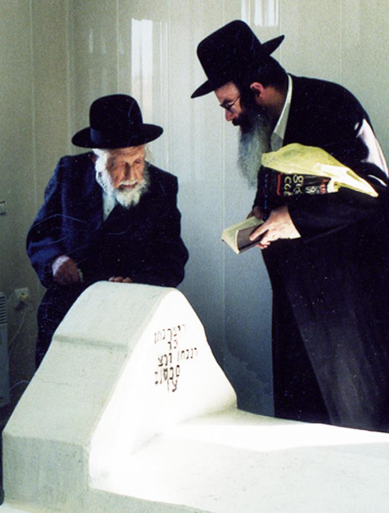 "Read more about the article Yortzeit of Rav Michel Dorfman zt""l"