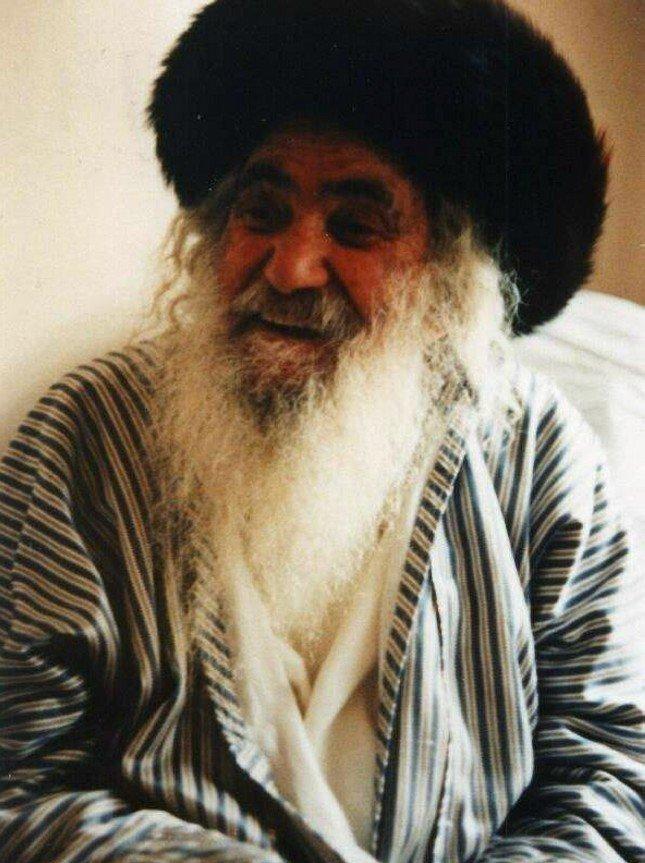 Yortzeit of Rav Yisroel Dov Odesser in Uman