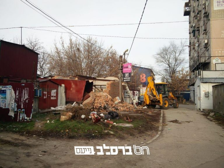 Desecration in the Uman Cemetery