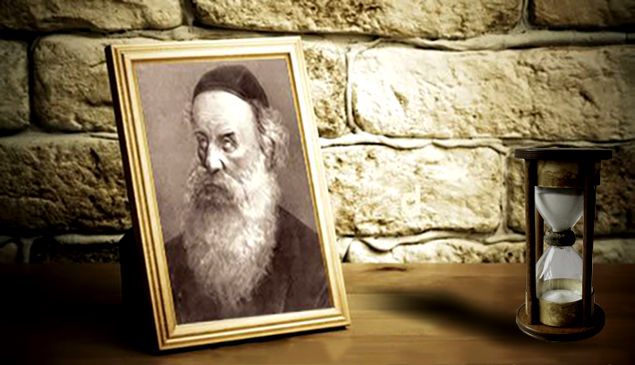 The historic meeting between Rebbe Nachman and the Baal HaTanya