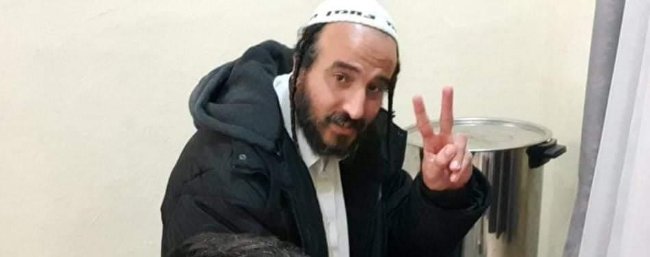 "Baruch Dayan HaEmes: Rav Asaf Daos z""l from Uman"