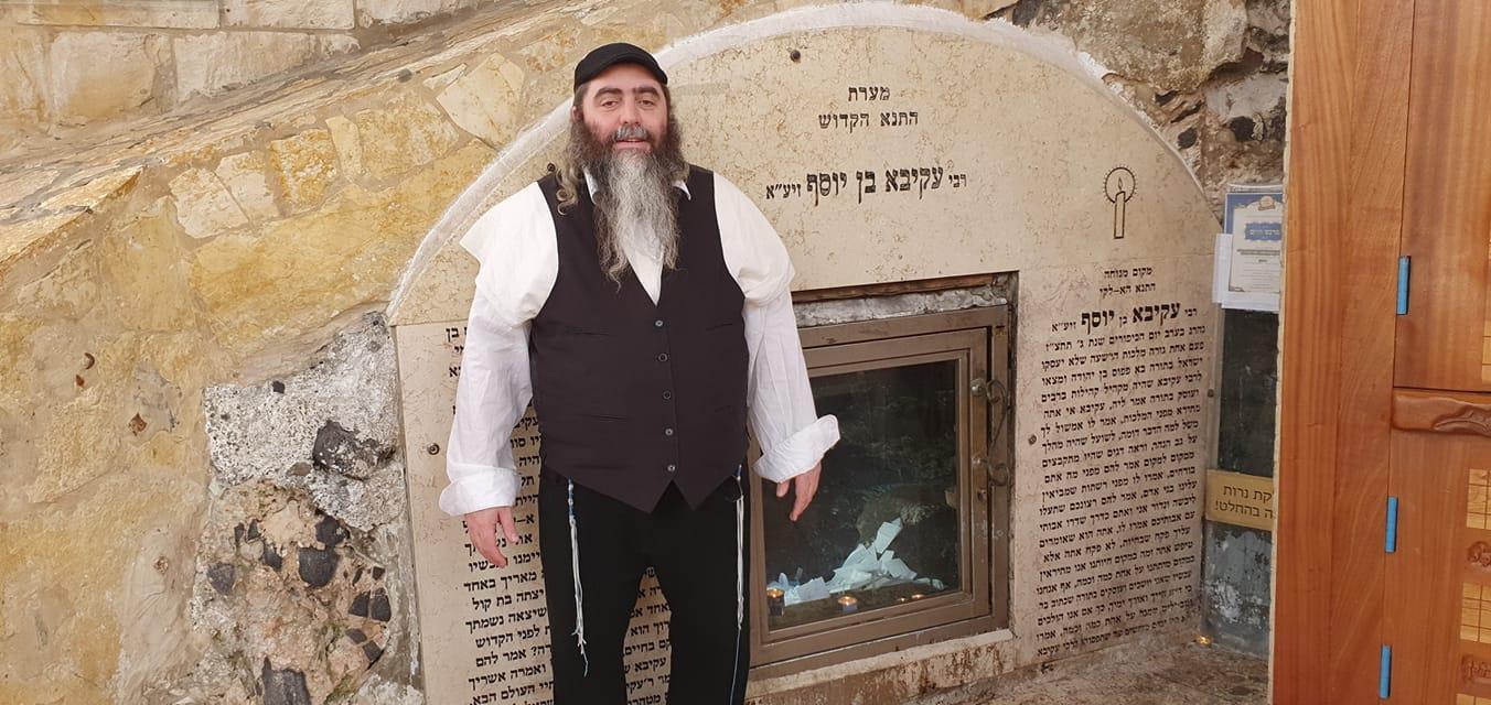 """You are currently viewing Baruch Dayan HaEmes – Rav Yishai Amino aka """"The Charedi Ninja"""" passes away from Coronavirus"""